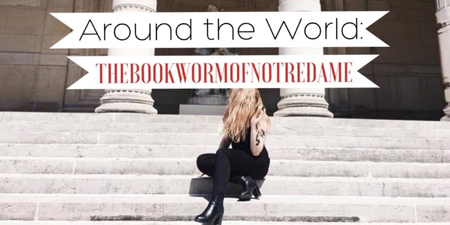 The Bookworm of Notre Dame[Paris]